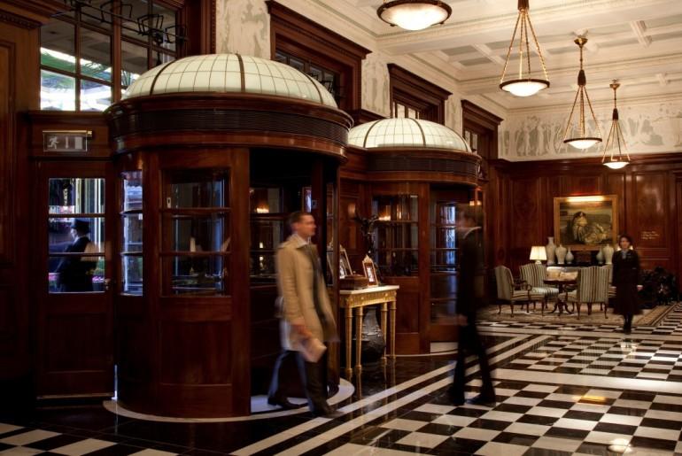 Lobby - The Savoy Hotel London