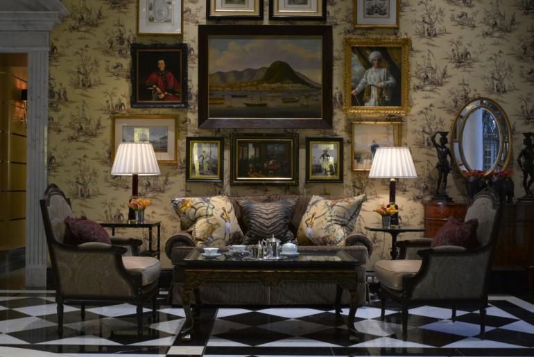 Savoy Hotel Lodon - Thames Foyer