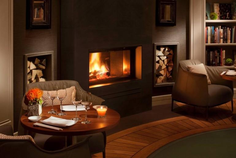Izumi Fireplace