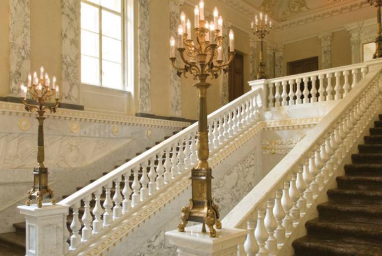 Four Seasons St Petersburg Staircase