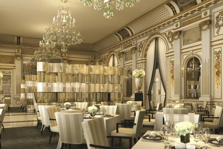 The Peninsula Paris - The Lobby
