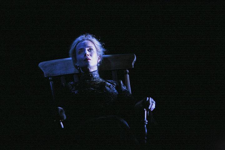 Hong Kong Arts Festival Rockaby, Samuel Beckett