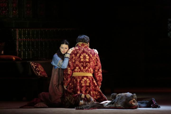 Tsar's Bride Hong Kong Arts Festival