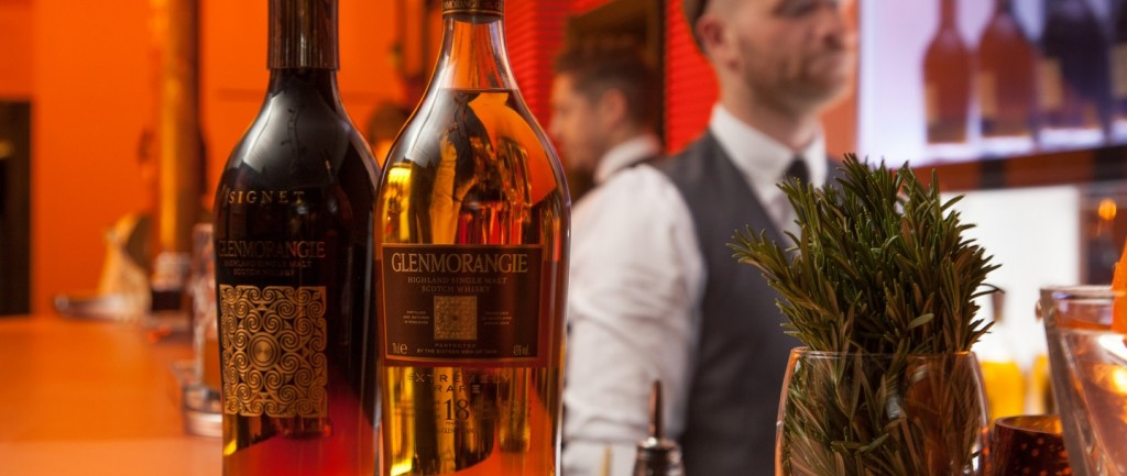 Glenmorangie Unsees bottles