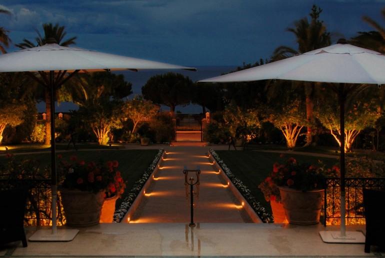 Grand Hotel du Cap-Ferrat Night View