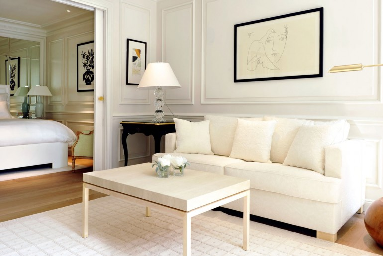 Grand Hotel du Cap-Ferrat Room