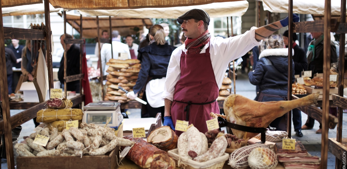 Slow Food and Living Market