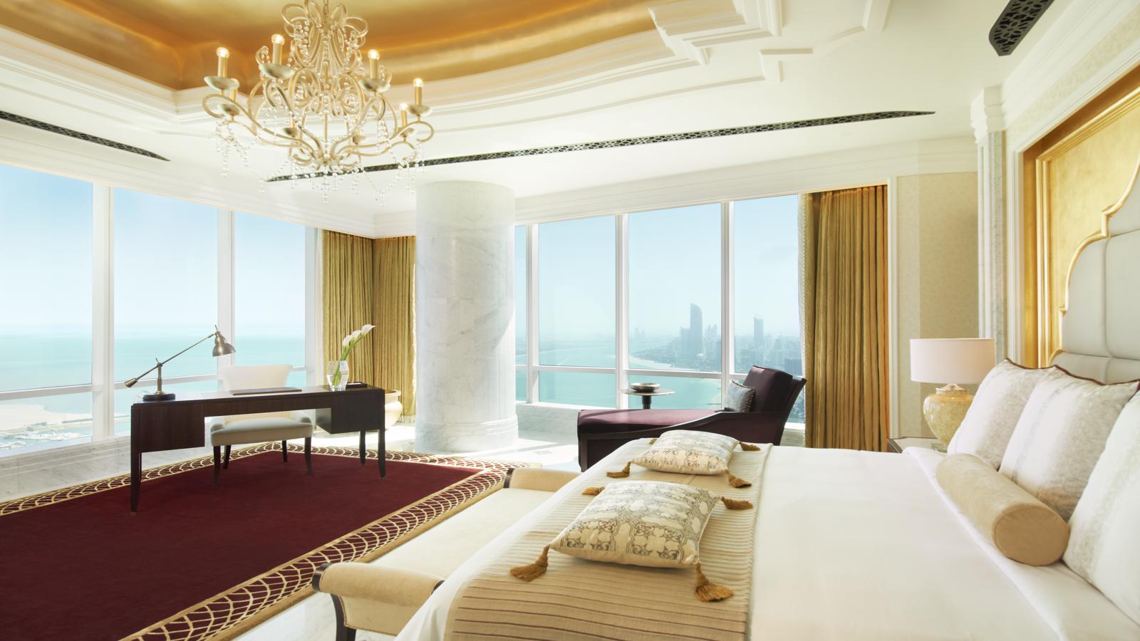 St Regis Abu Dhabi Suite