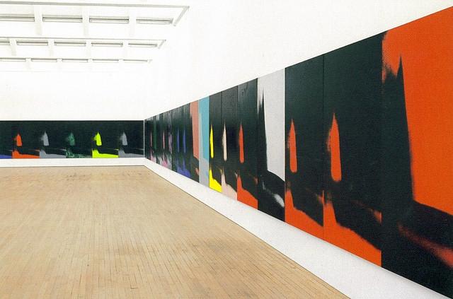 Andy Warhol Shadows Masters