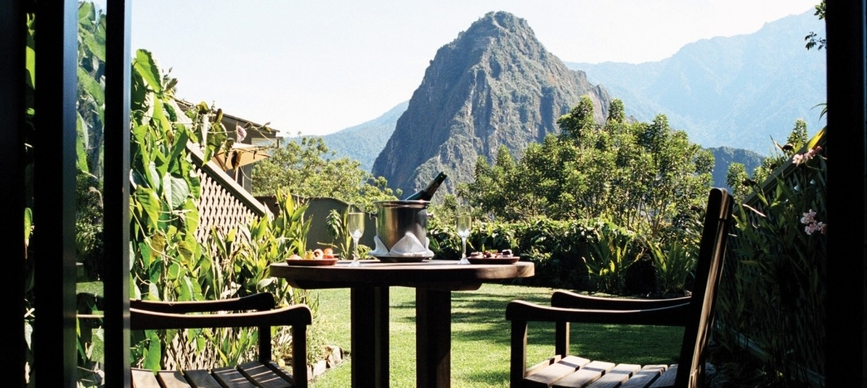 Belmond Machu Pichu