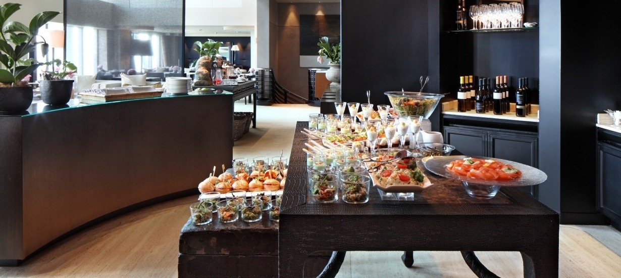 Hotel Arts Barcelona Buffet