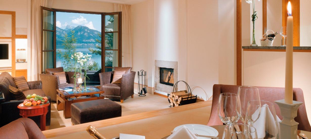 Hotel Schloss Fuschl Room