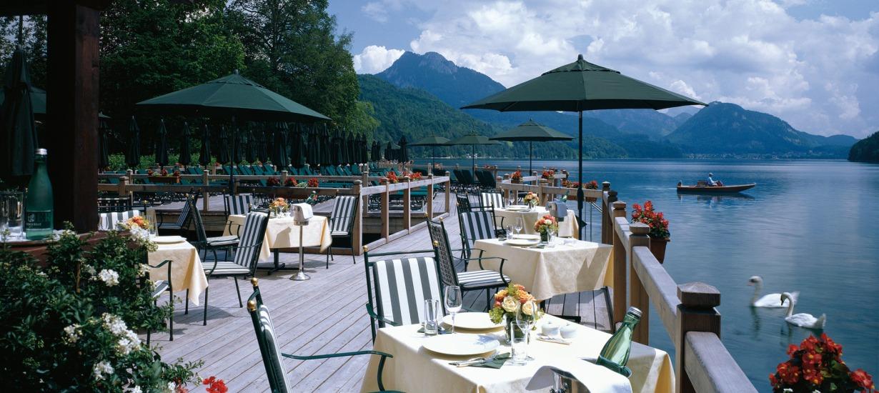 Hotel Schloss Fuschl