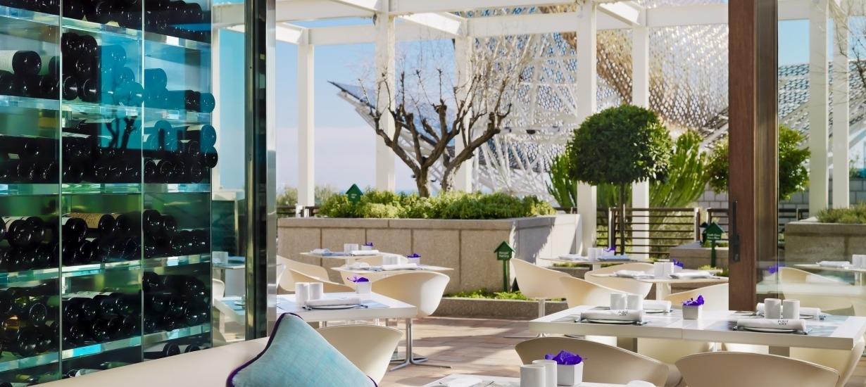 Hotel arts arola terrace