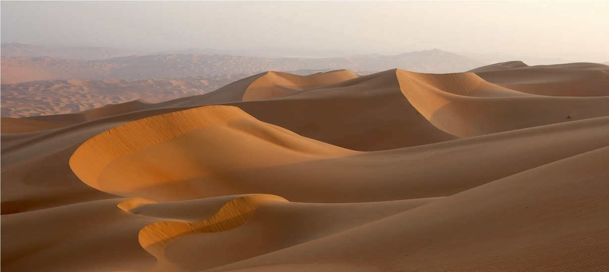 Qasr Al Sarab Desert