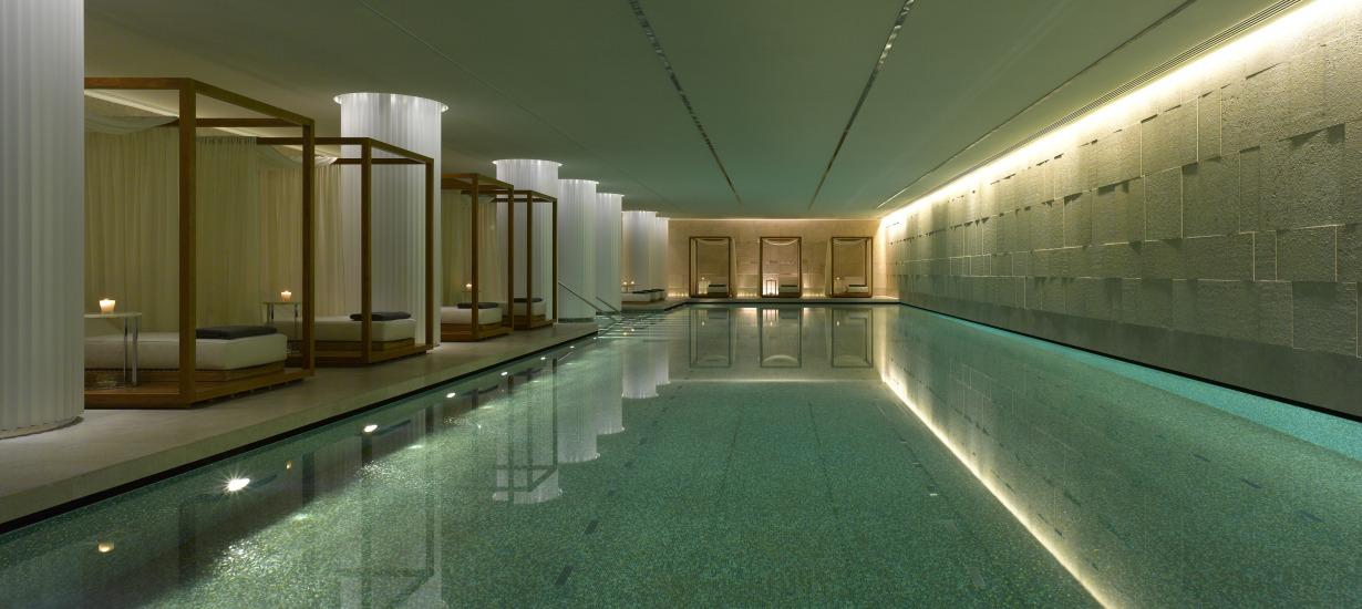 Bulgari London Pool