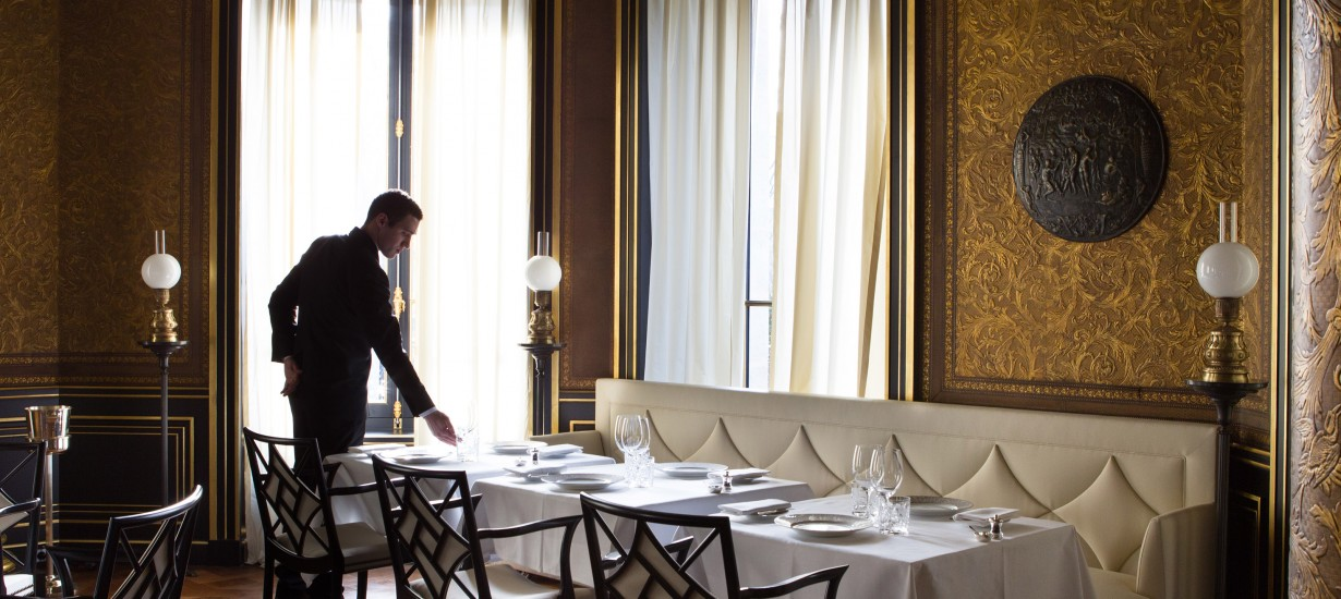 Welcome to le gabriel paris 39 s new michelin star for Michelin hotel france