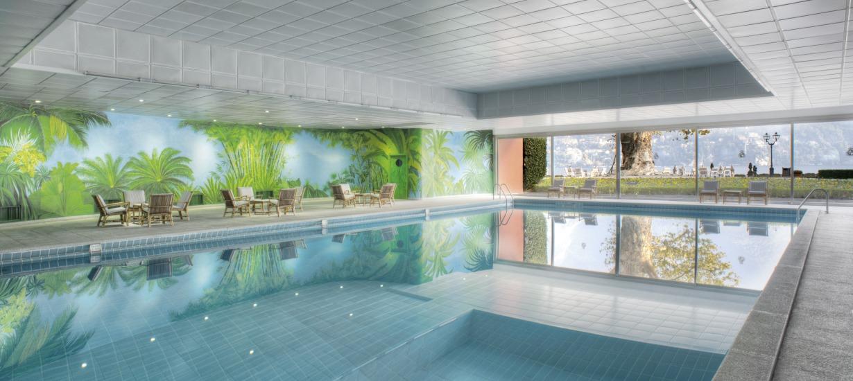 Villa d'este pool