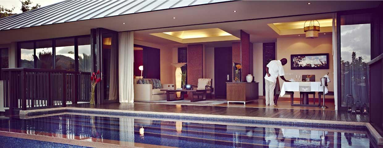 Raffles Praslin 2 bedroom Villa