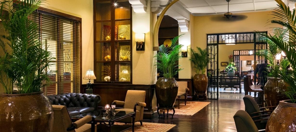 Raffles Hotel d'Angkor