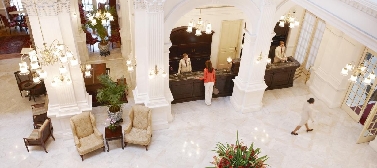 Raffles Hotels 4