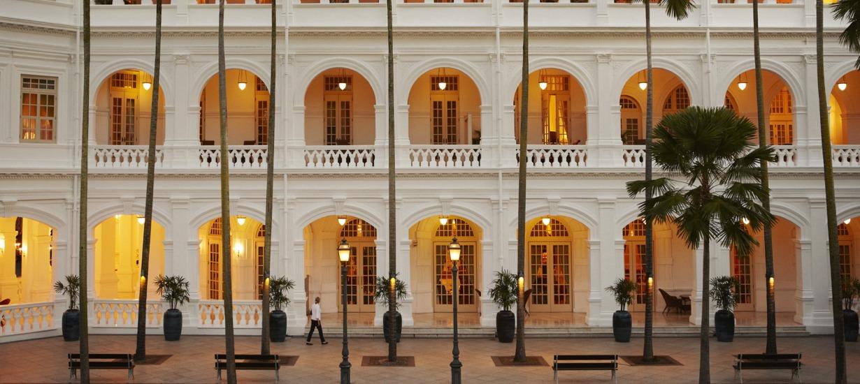 Raffls Hotels Singapore