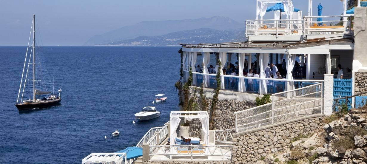 Capri Palace Il-Riccio Restaurant 3