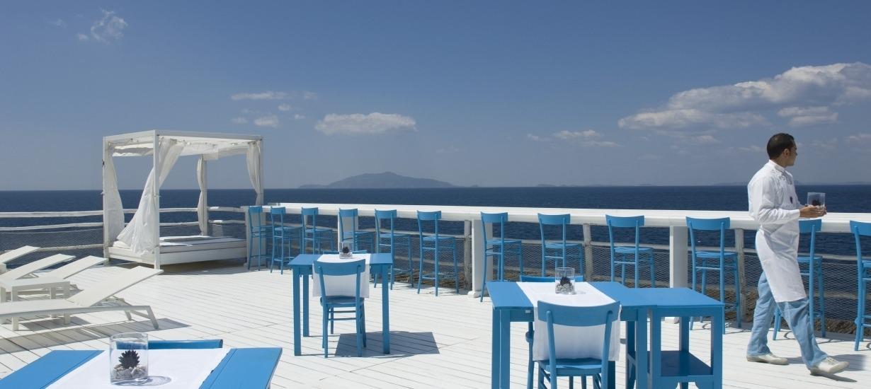 Capri Palace Il-Riccio Restaurant 4