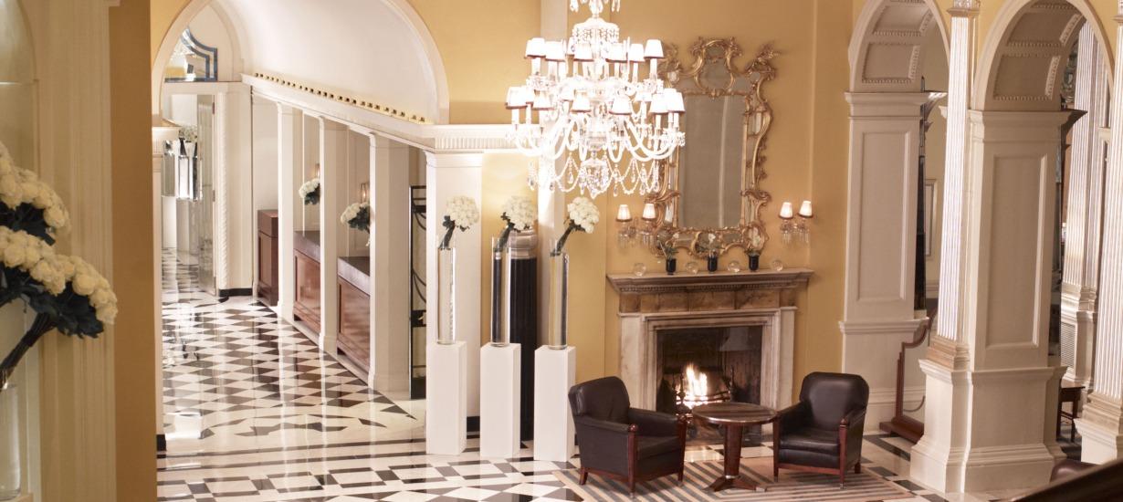 Claridge's Lobby 2