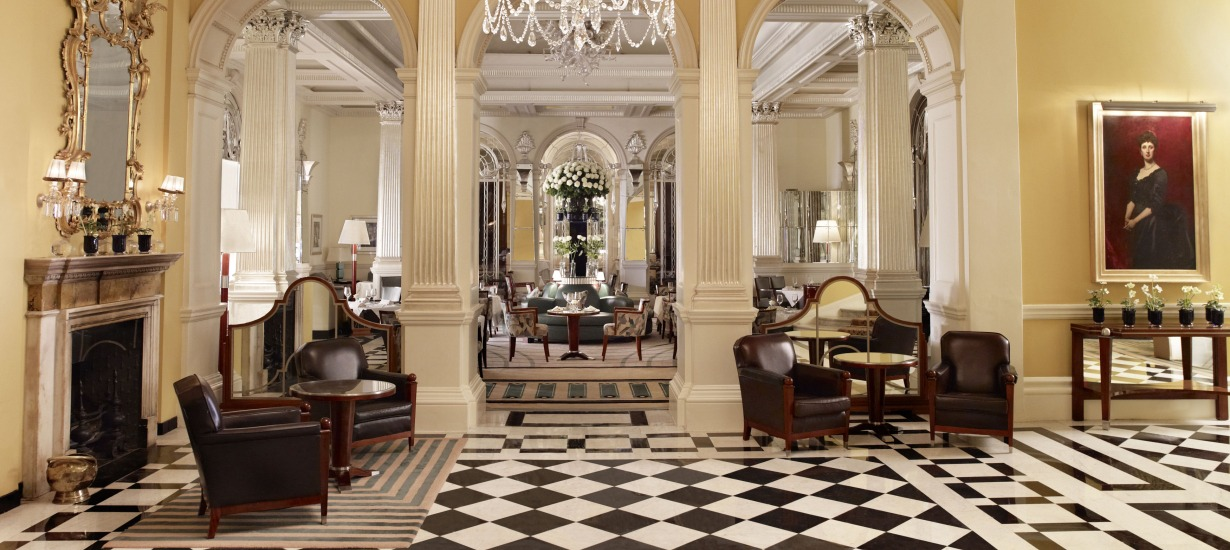 Claridge's Lobby 3