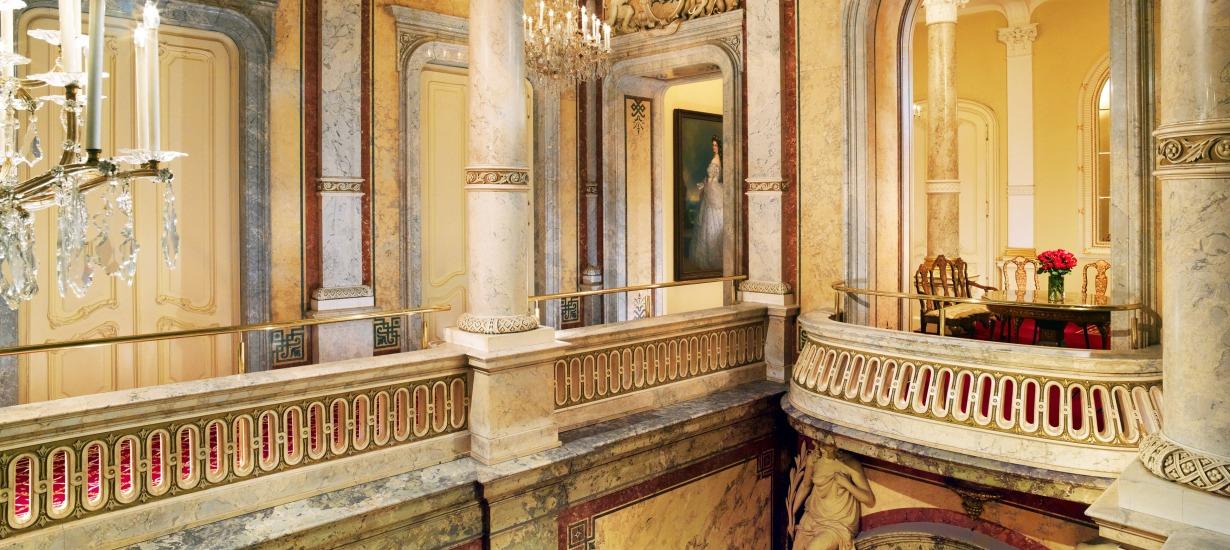Hotel Imperial Vienna Lobby 2