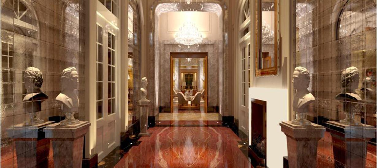 Hotel Imperial Vienna Lobby 3