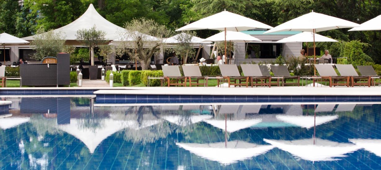 La Réserve Genève Summer Lodge