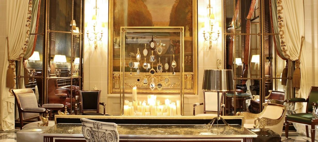Most beautiful Hotel restaurants, Alain Ducasse, Le Meurice 2