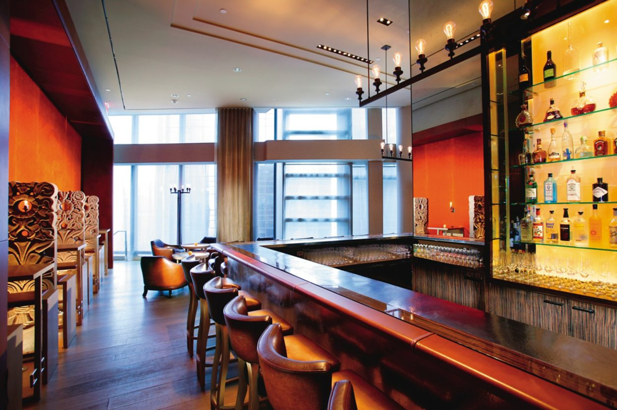 Mandarin Oriental New York MOBAR 2