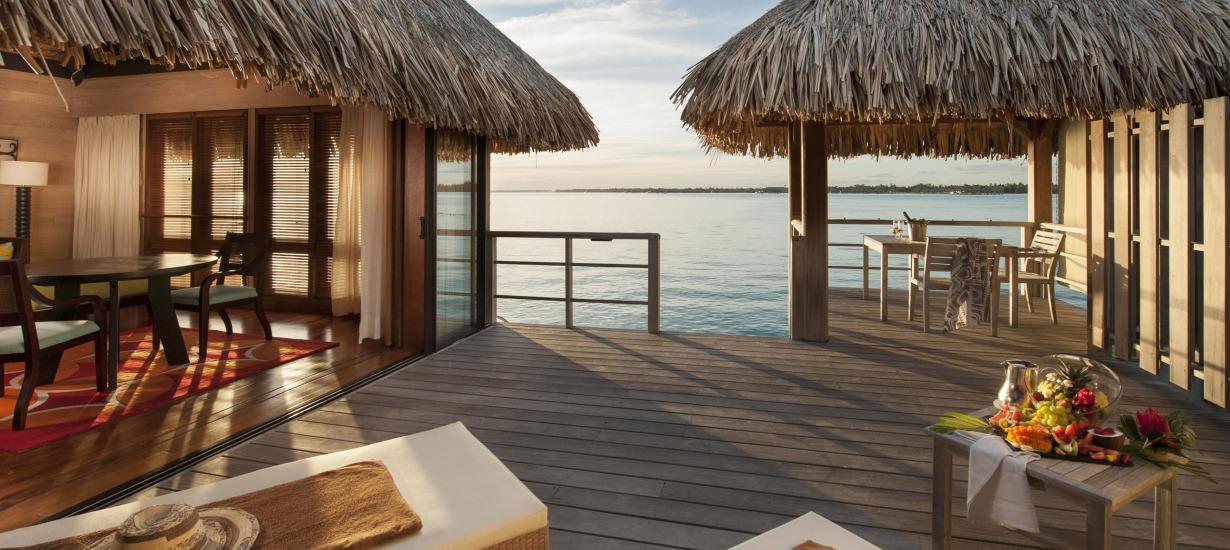 St Regis Bora Bora Resort 4