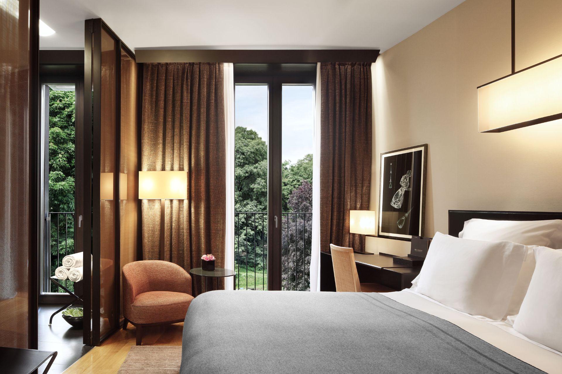 Milan - Bulgari Hotel