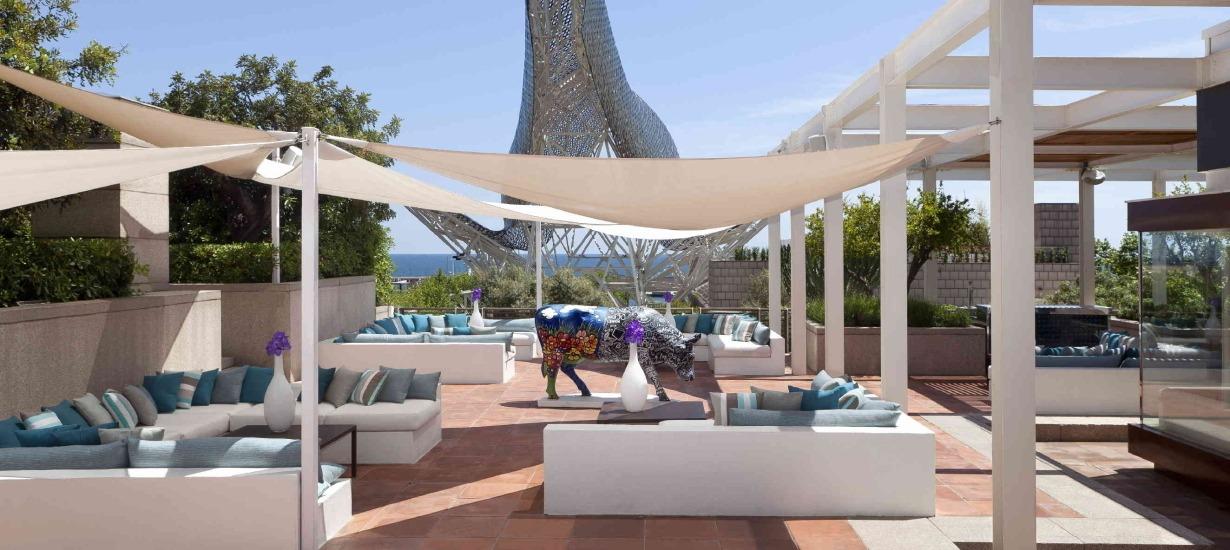 Hotel Arts Barcelona Arola Lounge