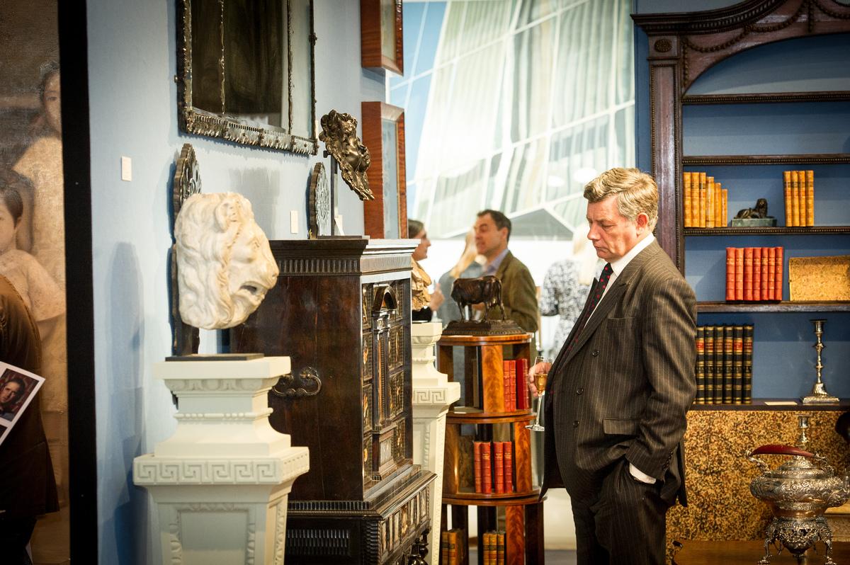 LAPADA Arts and Antique Fair - Fair Visitor