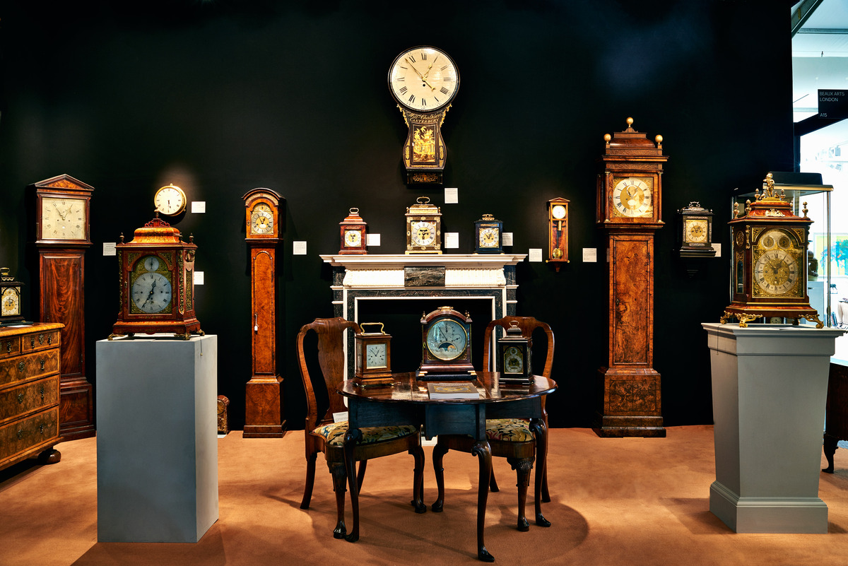 LAPADA Arts and Antique Fair