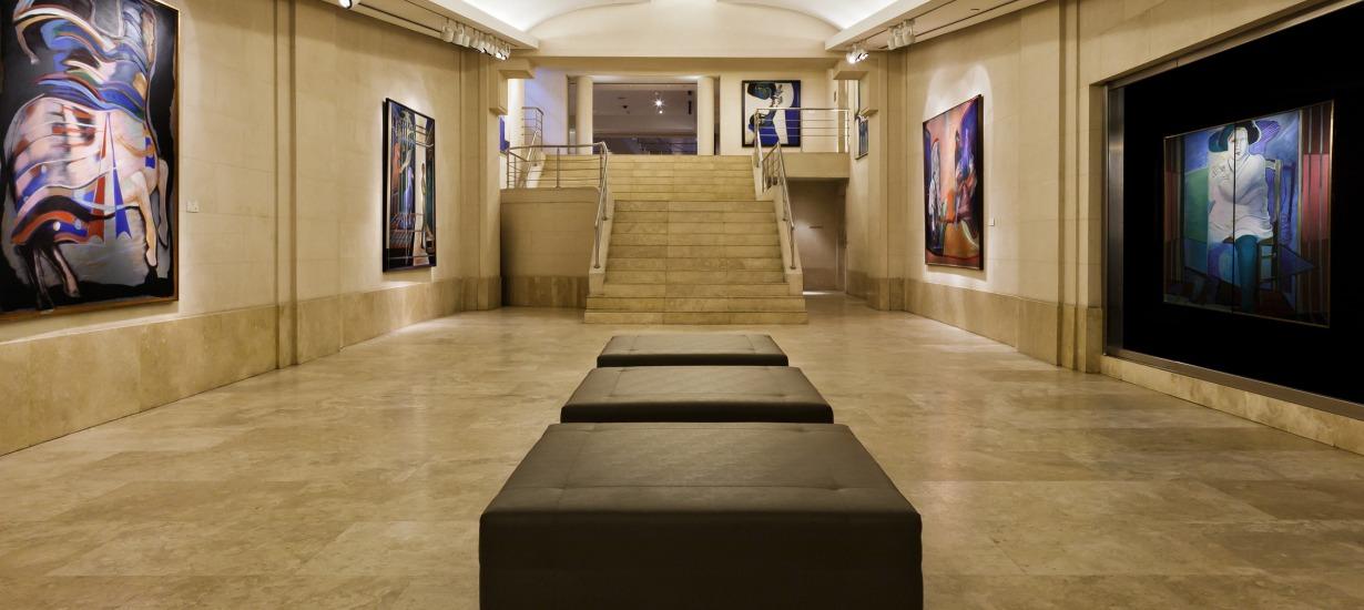 Park Hyatt Bueonos Aires Interiors