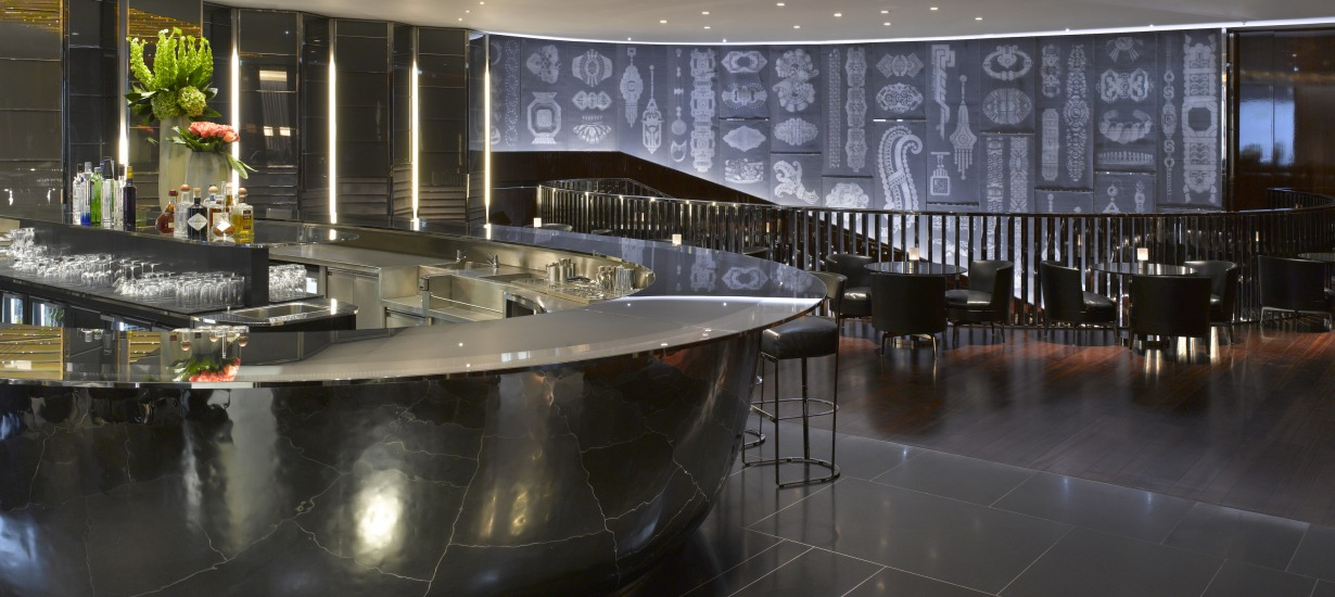 The Bulgari Hotel London Bar 1