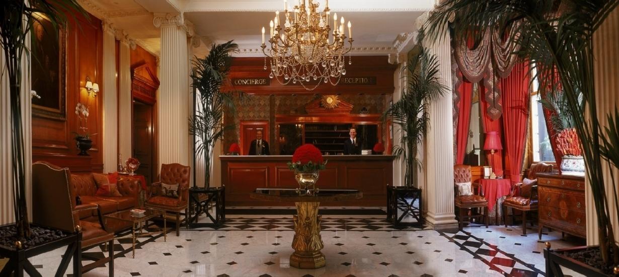 The Chesterfield Mayfair - Lobby