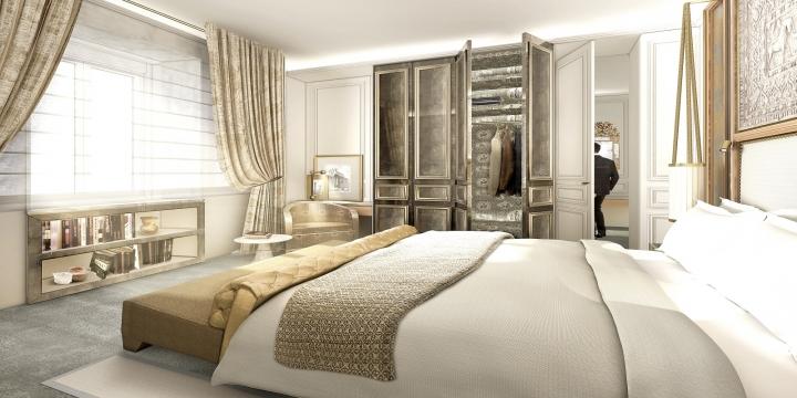 Hotel Eden de Rome Guestrooms