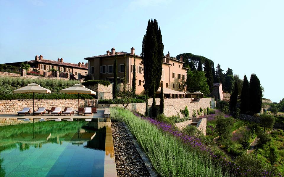 Rosewood Castiglion del Bosco- Best Hotel Villas