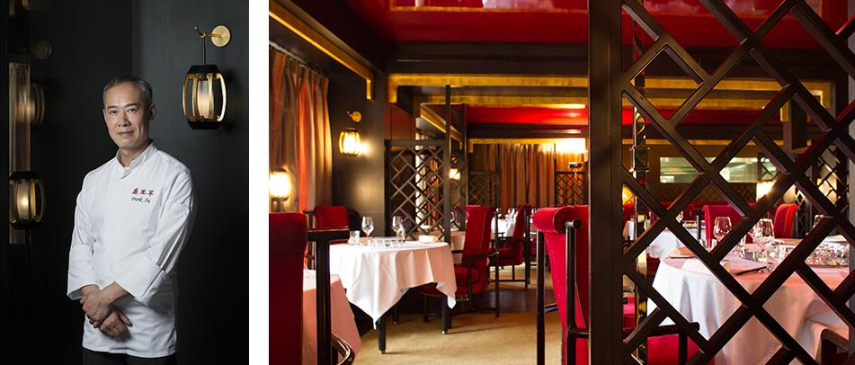 La Réserve Genvève - Tsé Fun Restaurant