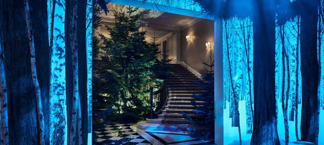 The Claridge 39 S Christmas Tree For 2016 Looks