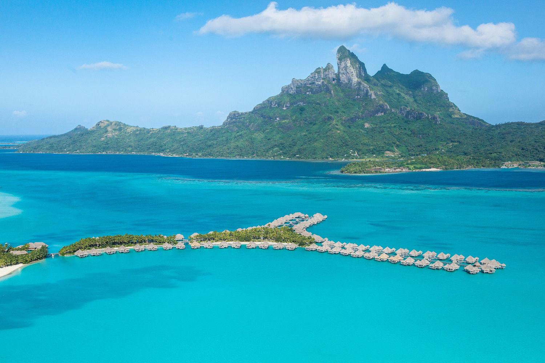 St Regis Bora Bora 1