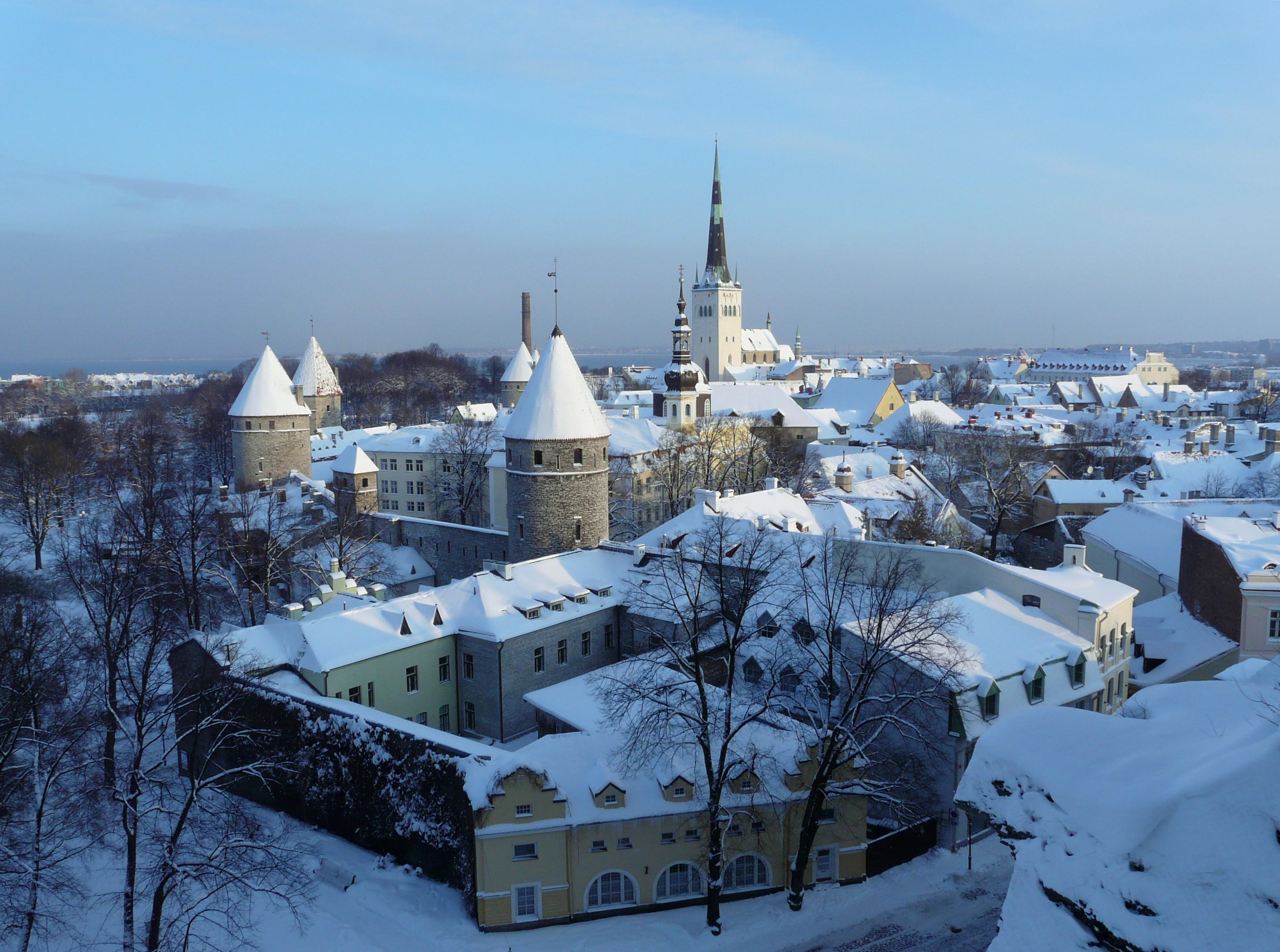 Tallin city