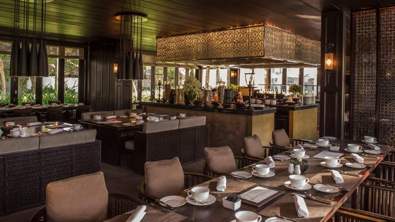 Four Seasons Resort Nam Hai, Hoi An, Cafe Nam Hai